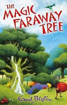 NEW The Magic Faraway Tree  By Enid Blyton Paperback Free Shipping
