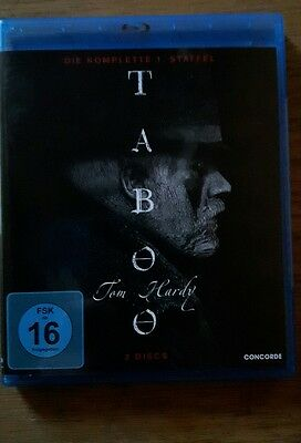 Taboo Staffel 1 mit Tom Hardy Blu-ray