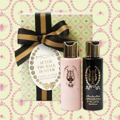 MOR SUGAR ROSE BLISS GIFT SET Free Postage