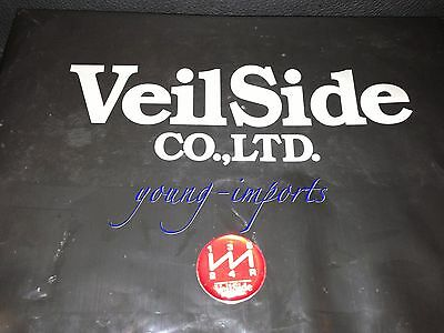 Veilside 5 Speed Shift Pattern Red Toyota Nissan Mazda Honda Skyline Supra JDM