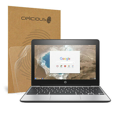 Celicious Matte HP Chromebook 11 G5 Anti-Glare Screen Protector [Pack of 2]