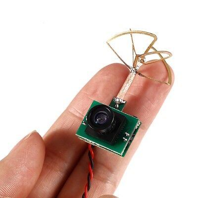 Camera Built-in Transmitter 5.8G 48CH 25MW 1000TVL FPV for RC Mini Quadcopter