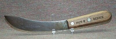 """Mountain Man Rendezvous - Dexter Russell 3576R 6"""" Carbon Steel Skinning Knife"""