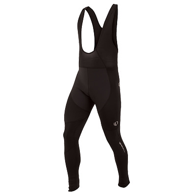 Pearl Izumi Elite Thermal Barrier Men's Cycling Bib Tights Black/Black Large
