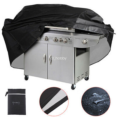 XL/L BBQ Cover Outdoor Waterproof Barbecue Covers Garden Patio Grill Protector