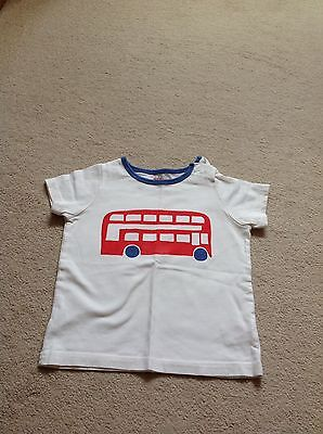 Baby Boden Boys Top/t Shirt Age 18-24 Months Worn A Couple Of Times