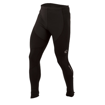Pearl Izumi Elite Thermal Barrier Men's Cycling Tights Black/Black Large