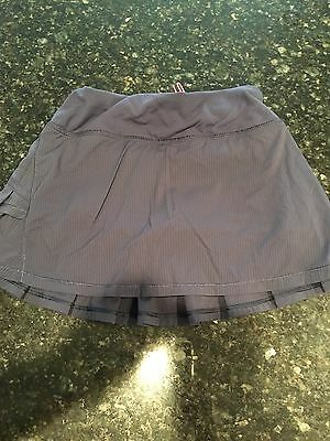 girls ivivva size 10 - Navy Skirt