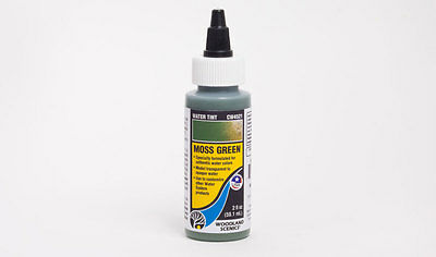 Water Tint - Moss Green - Woodland Scenics CW4521 - free post P3