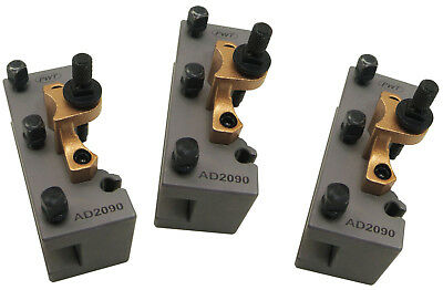 3 holders AD QCTP system Multifix size AD2090