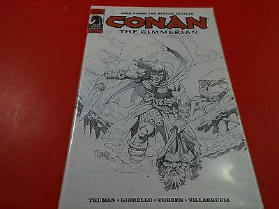 Conan the Cimmerian #1 Dark Horse 100 Special Edition 2008