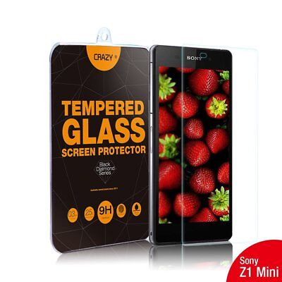 Premium Tempered Glass Screen Protector For Sony Xperia