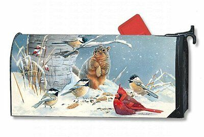 Magnet Works Wild Party Magnetic Mailbox Wrap Cover 05965 MagnetWorks