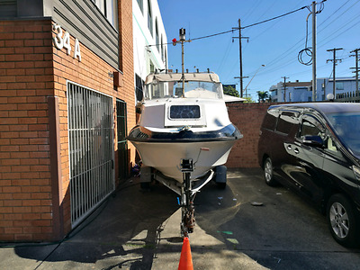 Seafarer Boat With Powerful 115Cet Yamaha Motor Good Condition