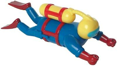 "Toysmith 63338 7.5"" Wind-Up Scuba Diver"