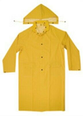 CLC Work Gear R105L 2 Piece Large Yellow Trench Coat