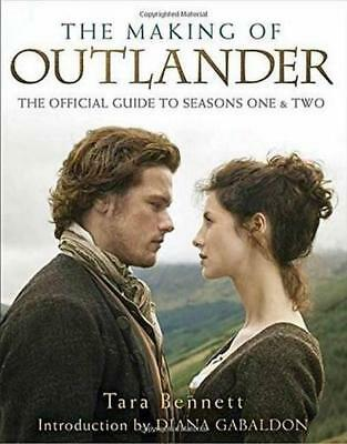 NEW The Making Of Outlander By  Sony Hardcover Free Shipping