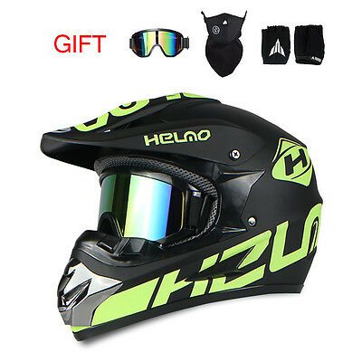 WLT Full Face Mountain Bike Helmet Classic Bicycle Full Size S M L XL Full Color