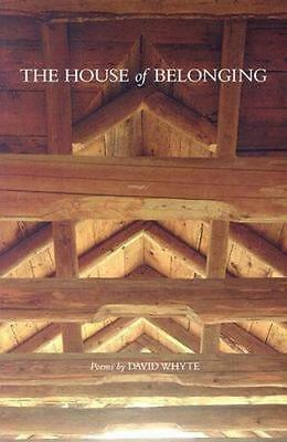 NEW House of Belonging By David Whyte Paperback Free Shipping