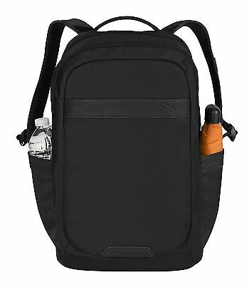 Travelon Anti-Theft Classic Plus 2-Compartment Backpack Black One Size