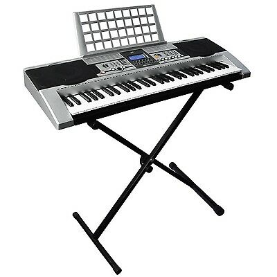 Best Choice Products 61 Key Electronic Music Keyboard Electronic Piano with X...