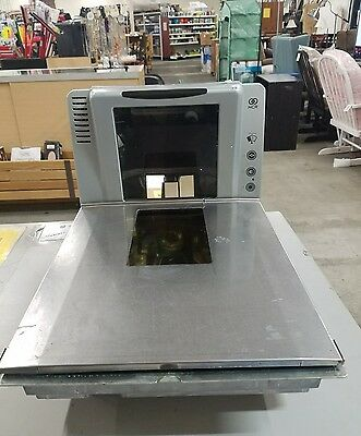 NCR RealScan 7878 Full-Size Scanner/Scale Retail/Grocery Store Model 7878-1000