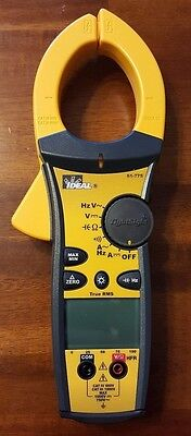 IDEAL 61-775 1000A  Clamp Meter With True RMS