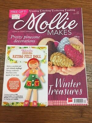 Mollie Makes -Living and Loving Homemade - Issue 34