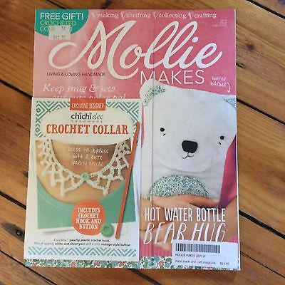 Mollie Makes -Living and Loving Homemade - Issue 35