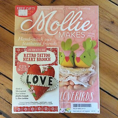Mollie Makes -Living and Loving Homemade - Issue 36