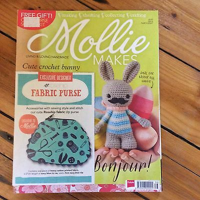 Mollie Makes -Living and Loving Homemade - Issue 38