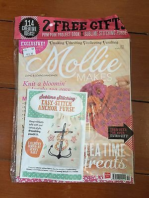 Mollie Makes -Living and Loving Homemade - Issue 42