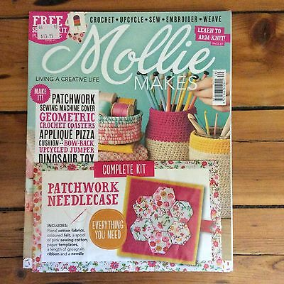 Mollie Makes -Living and Loving Homemade - Issue 49