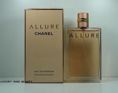 Neu Chanel Allure Eau De Parfum 100 Ml Spray,