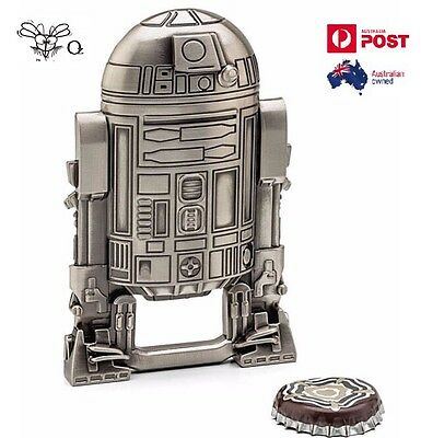 Star Wars R2-D2  Diecast Metal Bottle Opener