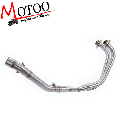 Soto-racing Full Exhaust system pipe for Yamaha YZF R3 R25 MT03 2014-2016