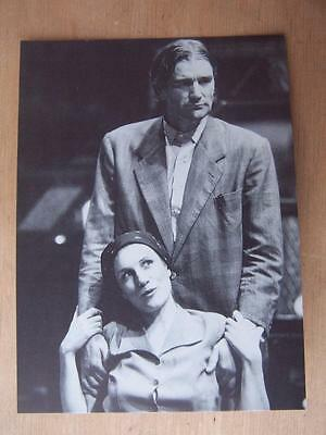 Clive Russell - RSC - Royal Shakespeare Company - 6.75 x 5 inch