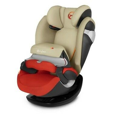 CYBEX Siege Auto Groupe 1/2/3 Pallas M Autumn Gold