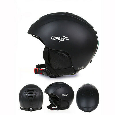Unisex Ski Helmet  Snowboard Skating Skateboard Winter Safety Head Protection