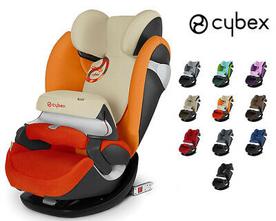 Cybex Pallas M-Fix  Car seat Gold Line collection 1/2/3 (9-36 kg)