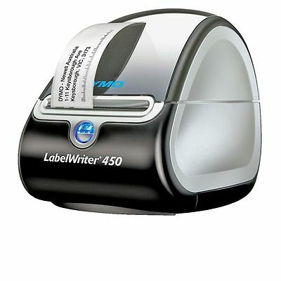 DYMO Professional LabelWriter 450 Label Maker Printer - for PC and MAC
