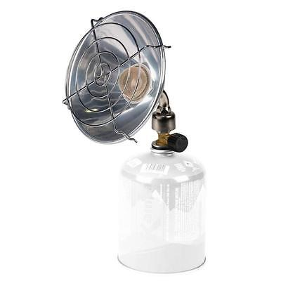 Kampa Single Parabolic Gas Heater 0.7kW Ideal For Fishing & Camping