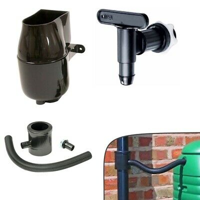 Water Butt Tap / Rain Diverter / Connector / Guttermate Filter Kits Strata Ward