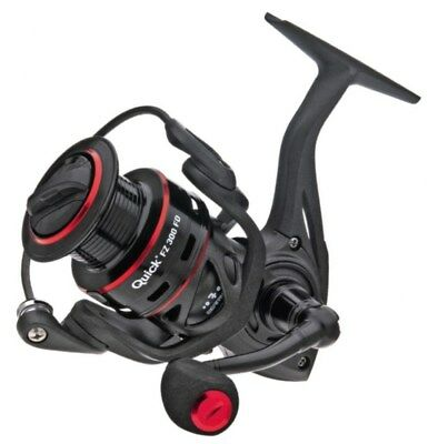 DAM QUICK FZ 100 FD Spinnrolle Frontbremse Spinning Reel NEW 100FD Effzett Red