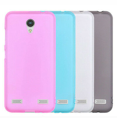 Soft TPU Rubber Gel Silicone Case Matte cellphone Shell cover For Nokia ZTE