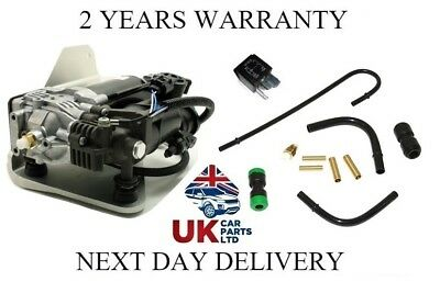 Range Rover Sport Air Suspension Compressor & Relay - Lr023964 / R