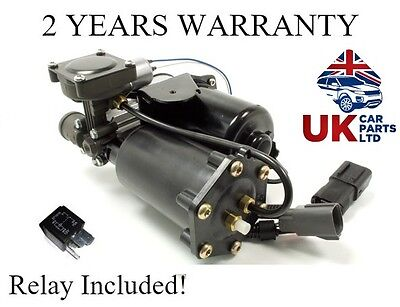 Land Rover Discovery 3 Air Suspension Compressor Pump Lr023964 / R