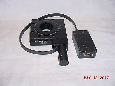 Newport 495 Precision Motorized Rotary Stage