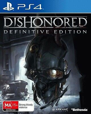 Dishonored Definitive Edition = NEW PS4-Game