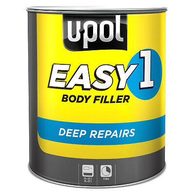 EASY 1 Lightweight Body Filler Deep repairs EASY/7 PLUS FREE ONION BOARD